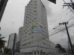 Apartamento à venda com 1 dormitórios em Mirim, Praia grande cod:MGT701264