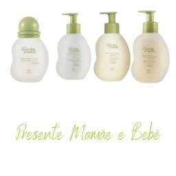 Natura Mamãe e Bebê Kit Promoção Por Tempo Limitado