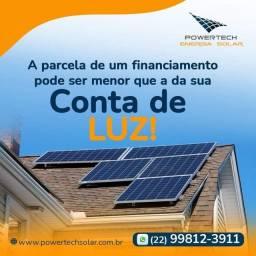 Título do anúncio: PowerTech Energia Solar