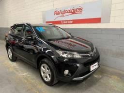 Toyota Rav4 2014 4X4 Completa Automatica  //Financio Sem Entrada//Aceito Troca