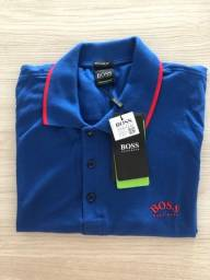 Título do anúncio: Camisas polos da Hugo Boss
