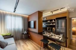 Título do anúncio: Apartamento com 1 dormitório à venda, 40 m² por R$ 374.059,89 - Centro - Cascavel/PR