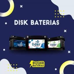 Título do anúncio: Bateria lider 60 ah convencional melhor preço