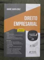 Sinopse Direito Empresarial (2020)