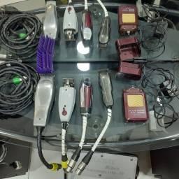 Kit Completo Máquinas Corte, Acabamento e Finalização
