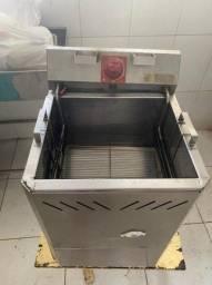 Fritadeira elétrica nova! Com nota fiscal.