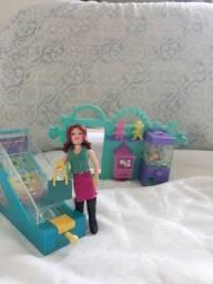 Barraca parque de diversão da Polly