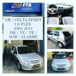 GM CELTA SPIRIT 4 PTS 1.0 FLEX 2011