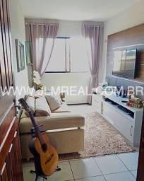 (Cod.:202 - Rodolfo Teófilo) - Vendo Apartamento com 56m², 2 Quartos