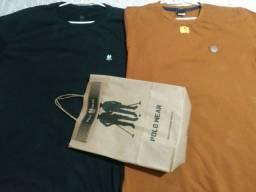 Título do anúncio: Vendo camisas