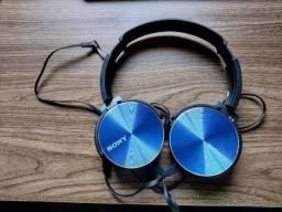 Título do anúncio: Fone de Ouvido externo com fio