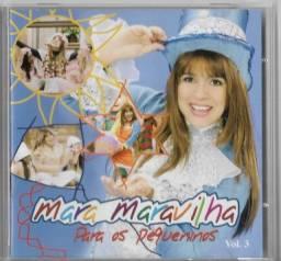 Mara Maravilha // 4 CDs (frete grátis)