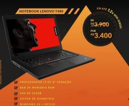 Título do anúncio: Notebooks semi novos