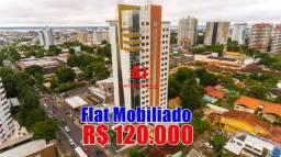 Blue Tree Premium Manaus Flat mobiliado com 38m² 14º andar