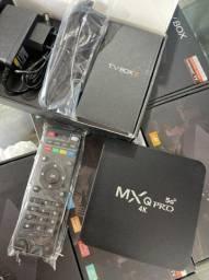 Smart Tv-Box 4k 128 GB