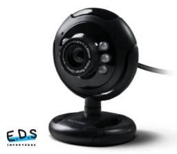 Webcam Para Computador e Notebook Multilaser Original