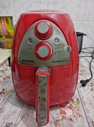 Fritadeira airfryer MONDIAL vermelha 4 litros