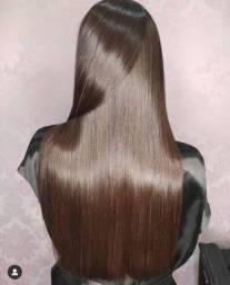 Progressiva qualquer tamanho de cabelo