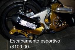 Acessórios Importados Honda pcx