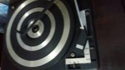 Rádio vinil raridade (((( Sharp Solid tate