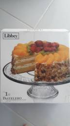 Título do anúncio: Prato suspenso para bolo
