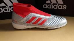 Chuteira Society Adidas 38 e 39