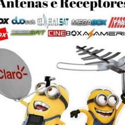 Antenista técnico em antenas