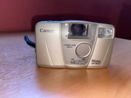 Câmera analógica Canon Prima Bf 800