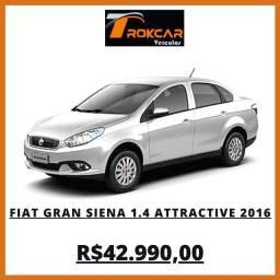 Fiat Gran Siena 1.4 Attractive Evo 2016