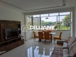 Apartamento à venda com 3 dormitórios em Laranjeiras, Rio de janeiro cod:BTAP30319