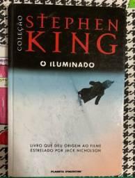 Título do anúncio: O Iluminado - Stephen King - Planeta Deagostini