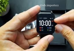Xiaomi Haylou Smart Watch LS01 Branco ou LS02 Preto