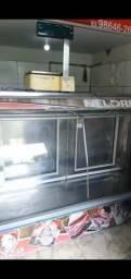Equipamentos de um frigorífico completo