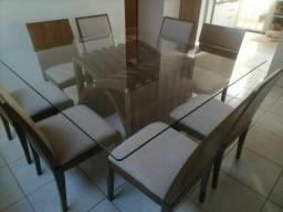 Mesa com 8 cadeiras (ACEITO PROPOSTA)