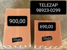 Tijolos com Desconto 690,00 e 900,00