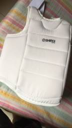 Protetor de tórax Karate shiroi