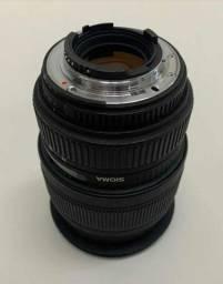 Lente Sigma 24-70 2.8 Ex Dg Para Nikon
