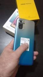 Título do anúncio: Redmi Note 10S 6Ram 128GB com NFC Global Novo na Caixa Lacrada
