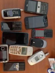 Aparelhos celular