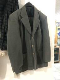 Título do anúncio: Traje casaco TAM 52 calça 48
