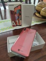 Celular Smartphone Samsung A11 novo na caixa (zerado)