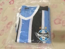 Camisa do Grêmio + Copinho do Grêmio