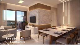 Título do anúncio: Apartamento para venda tem 61 metros quadrados com 3 quartos em Zumbi - Recife - PE