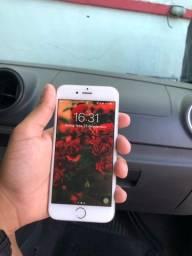 Título do anúncio: iPhone 6 16GB COM NOTA  ACEITO CARTÃO