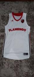 Regata Adidas Flamengo Basquete 2014 M