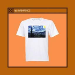 Camisas Van Gogh