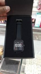 Título do anúncio: Lindo smartwatch Haylou ls02 a prova d'água
