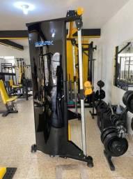 Equipamentos musculação academia Fitness