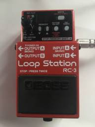 Boss Loop Station + Foot Switch Boss FS-7