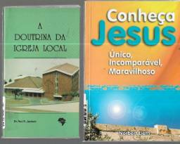 olx330 lote 10 livros evangélicos conforme fotos e descrição via correios